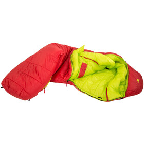 Carinthia G 250 Sac de couchage L, red/lime